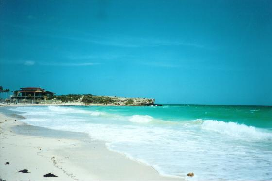Touristic attractions of Cuba : Cayo Coco Beach