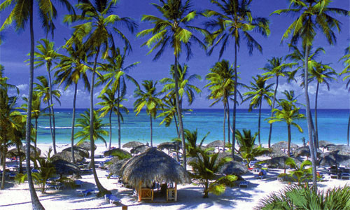 Touristic attractions of Dominican Republic : Punta Cana Beaches