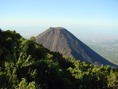 Touristic attractions of El Salvador : La Palma