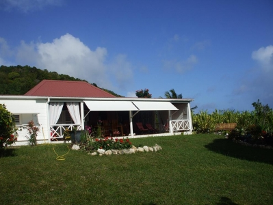 Touristic attractions of Guadeloupe : Grand-Bourg - Habitation Murat