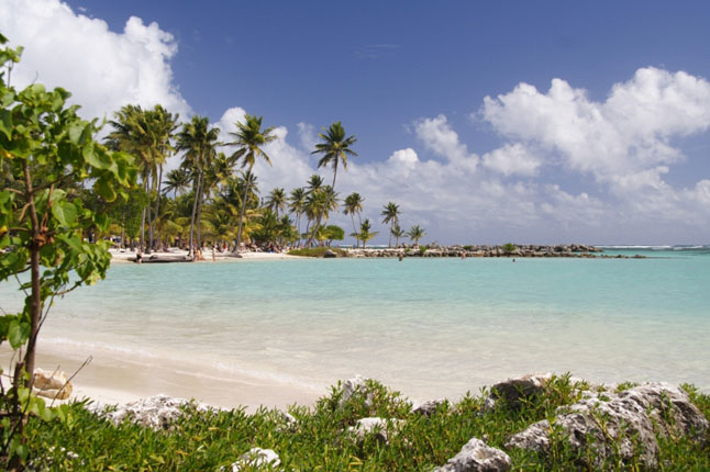 Touristic attractions of Guadeloupe : Marie-Galante Island