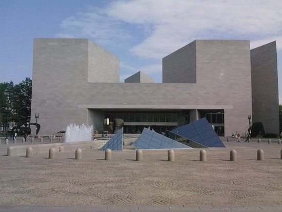 Touristic attractions of Honduras : National Art Gallery