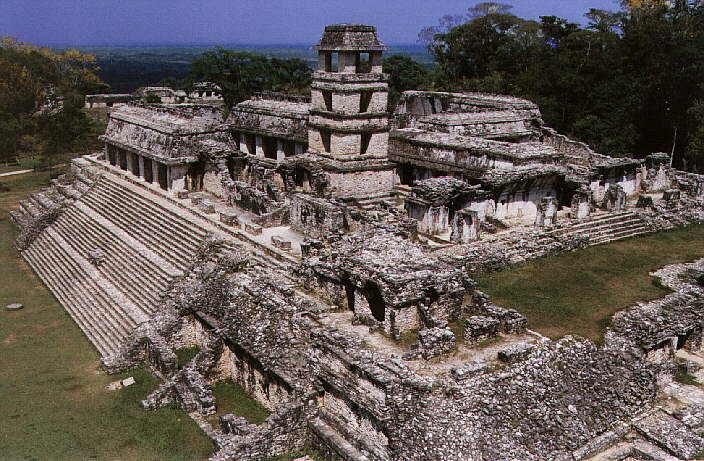Touristic attractions of Honduras : Copan Ruins Archeological Site