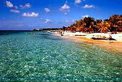 Touristic attractions of Honduras : Roatan