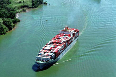 Touristic attractions of Panama : Panama Canal