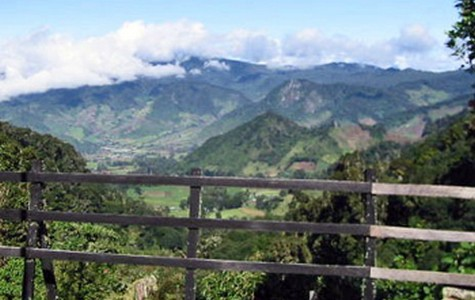 Touristic attractions of Panama : Chiriqui Highlands