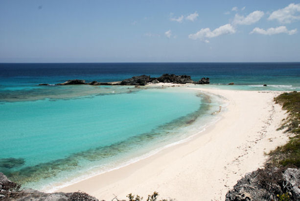 Touristic attractions of Turks & Caicos : Middle Caicos