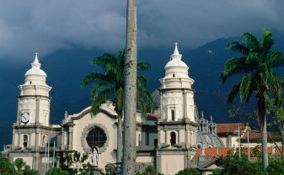 Touristic attractions of Venezuela : Mérida