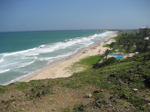 Touristic attractions of Venezuela : Isla de Margarita