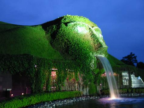 Touristic attractions of Austria : Swarovski Crystal Worlds