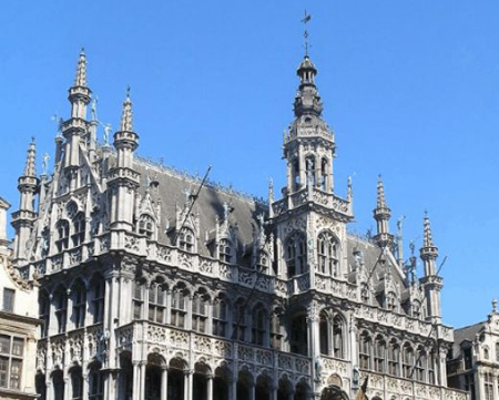 Touristic attractions of Belgium : Broodhuis