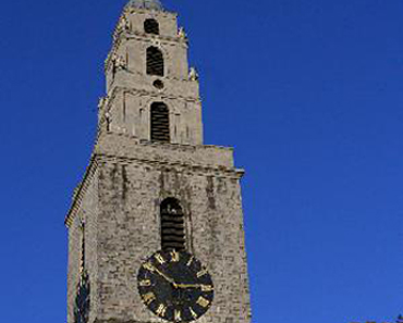 Touristic attractions of Ireland : St Ann's Shandon, Cork