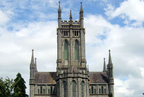 Touristic attractions of Ireland : St Canice's Cathedral, Kilkenny