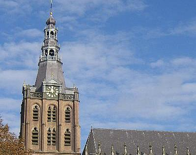 Touristic attractions of Saint Martin : St Janskathedraal