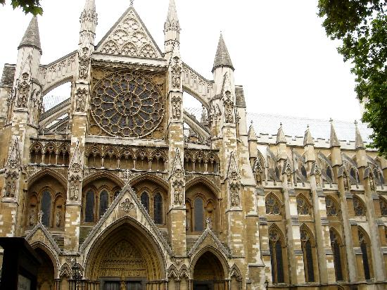 Touristic attractions of United Kingdom : Westminster Abbey