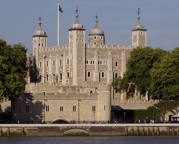 Touristic attractions of United Kingdom : Tower of London
