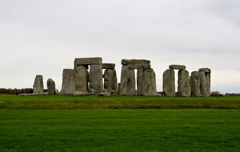 Touristic attractions of United Kingdom : Stonehenge