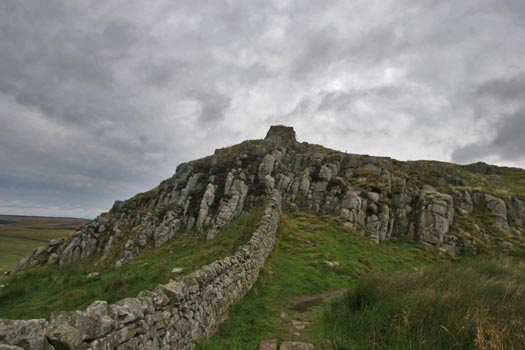 Touristic attractions of United Kingdom : Hadrian's Wall