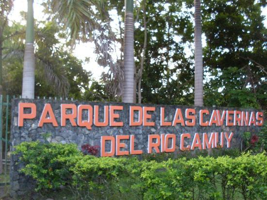 Touristic attractions of The Caribbean : Rio Camuy Cave Park. Puerto Rico