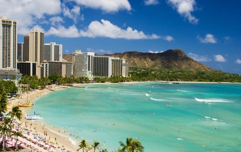 Touristic attractions of Hawaii : Lihue, hawaii