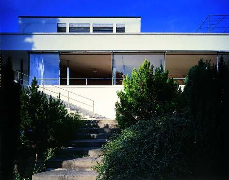 Touristic attractions of Czech Republic : Tugendhat Villa, Brno
