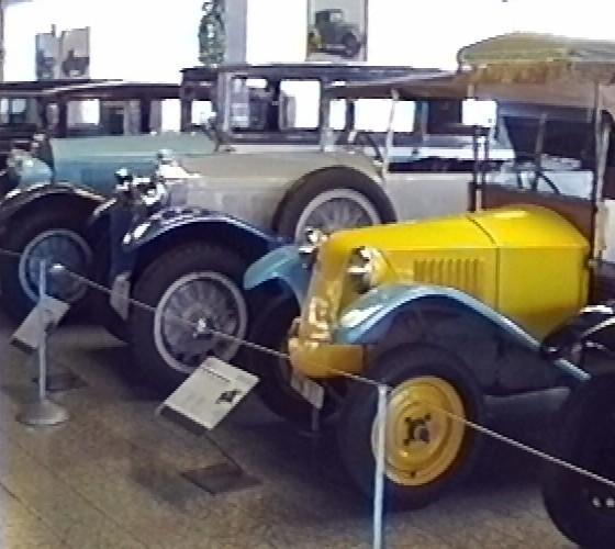 Touristic attractions of Czech Republic : Koprivnice Tatra Musuem, Ostrava