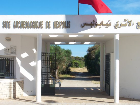Touristic attractions of Tunisia : Neapolis, Nabeul