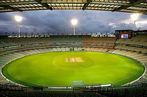 Touristic attractions of Australia : Melbourne Cricket Ground, Melbourne