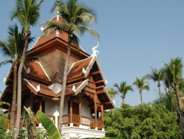 Touristic attractions of Thailand : National Museum, Chiang Mai