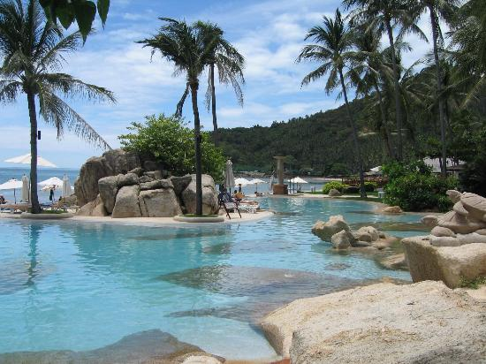 Touristic attractions of Thailand : Koh Samui