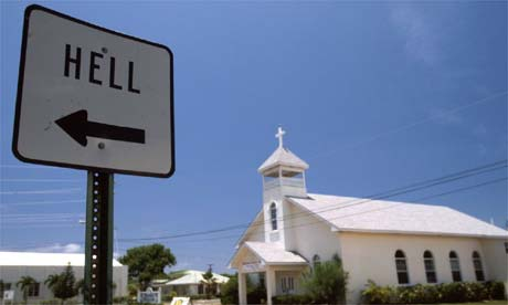 Touristic attractions of Cayman Islands : Hell
