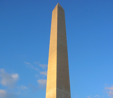 Touristic attractions of Colombia : Washington Memorial