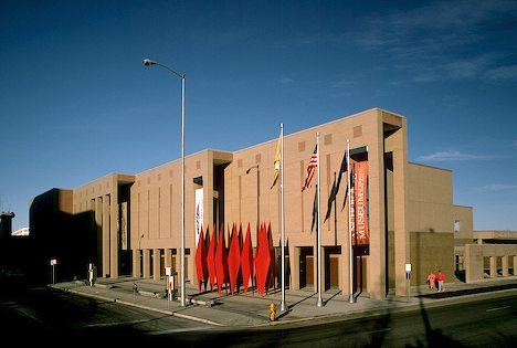 Touristic attractions of Alaska : Anchorage Museum of history and art, Anchorage